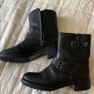 Tori Burch Combat Boot